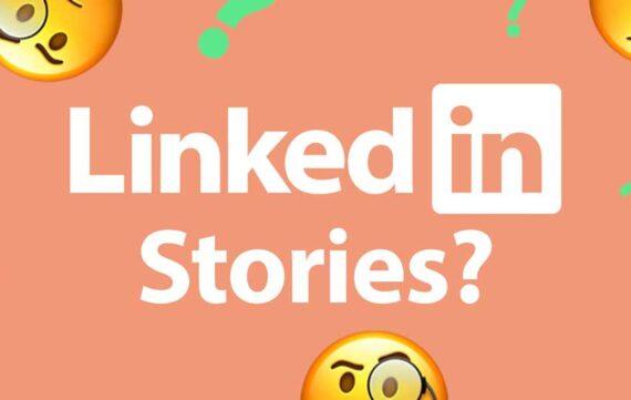 'LinkedIn Stories; hoe hebben ze het kunnen verzinnen?'