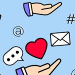 Berichten plaatsen en reageren op LinkedIn, uitleg en advies